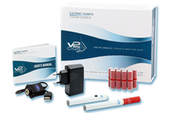 How much electronic cigarette USA