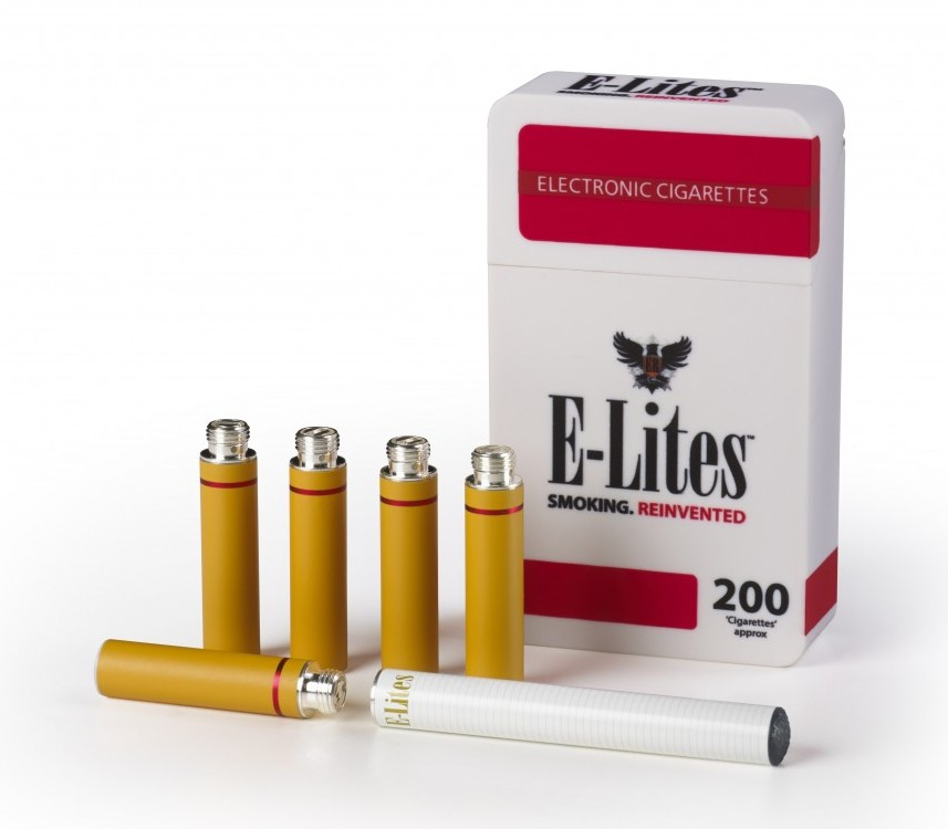 Blu electronic cigarette one time use