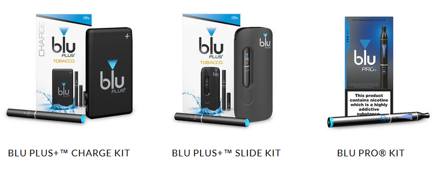 Blu Kit Options