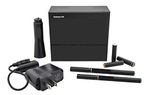 Electronic cigarette stores in California