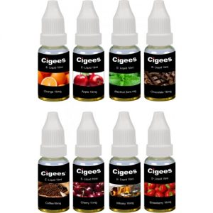 Cigees Flavours