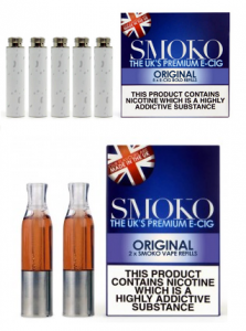Smoko Flavours