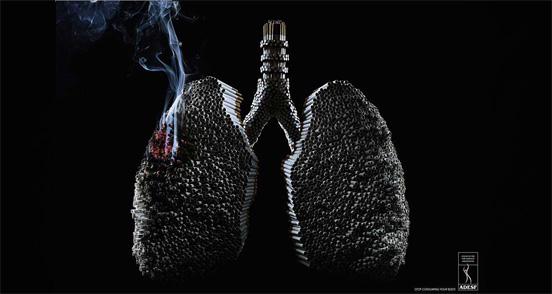 Smoking Lungs